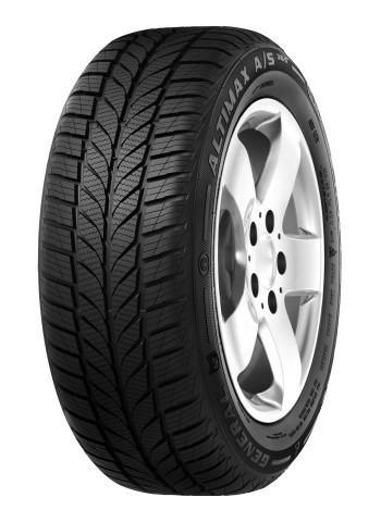 Reifen 195/50 R15 passend für MERCEDES-BENZ General ALTIMAX A/S 365 M+ 1550534