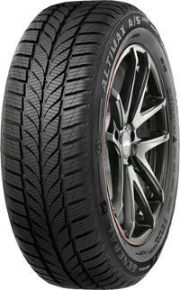 Los neumáticos para los coches de turismo General 185/65 R14 Altimax A/S 365 Neumáticos para todas las estaciones 4032344750835