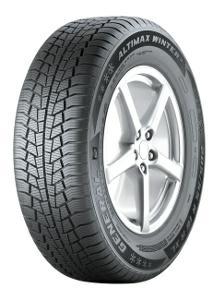 Neumáticos de invierno NISSAN General Altimax Winter 3 EAN: 4032344795317