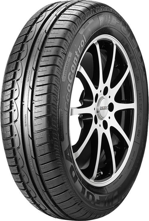 Fulda Ecocontrol 185/65 R15 summer tyres 4038526024862