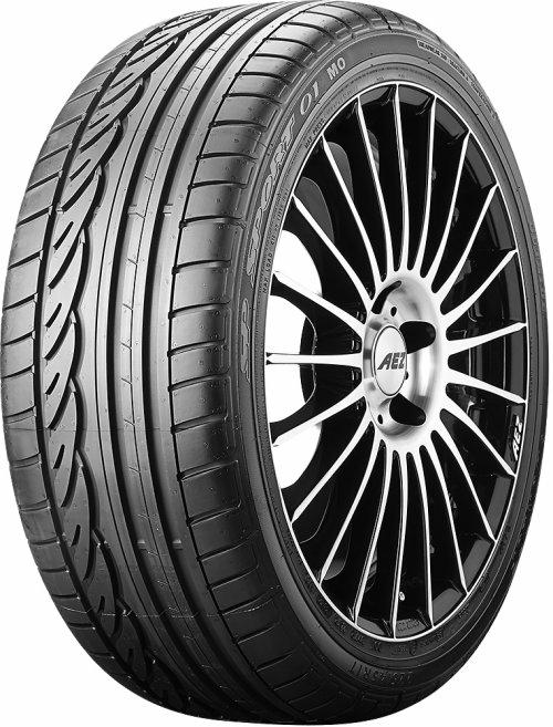 SP Sport 01 Dunlop tyres