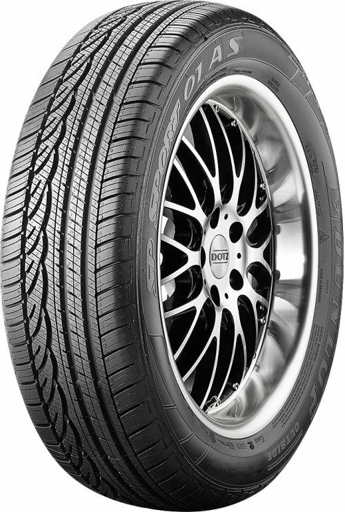 Dunlop 225/55 R17 car tyres SP Sport 01 A/S EAN: 4038526319319