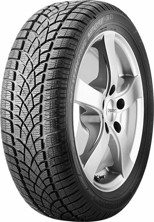 Pneumatiky osobních aut Dunlop 195/50 R16 SP Winter Sport 3D Zimní pneumatiky 4038526319548