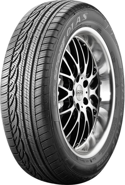SP Sport 01 A/S Dunlop banden
