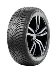 Los neumáticos para los coches de turismo Falken 205/50 R17 EUROALL SEASON AS210 Neumáticos para todas las estaciones 4250427422329