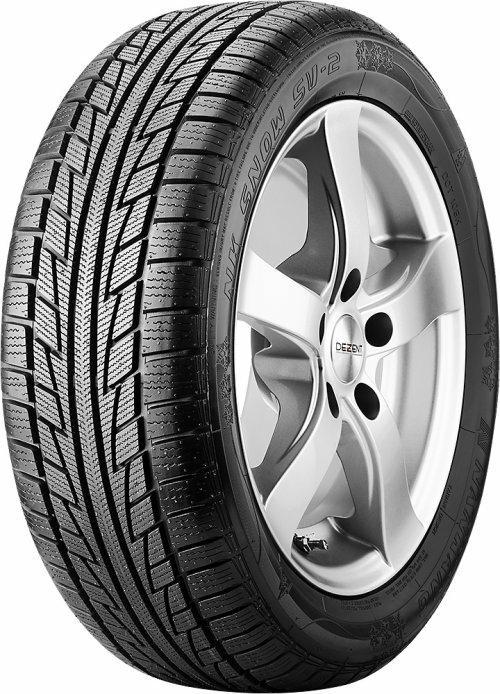 Snow Viva SV-2 Nankang Felgenschutz tyres
