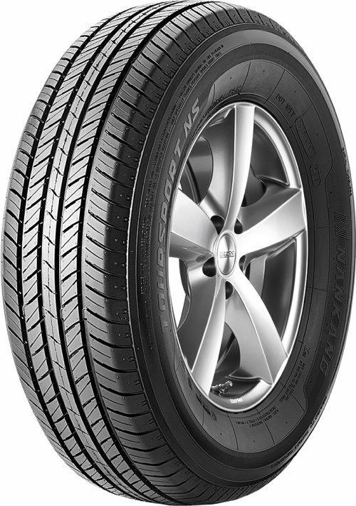 Summer car tyres N-605 A/S Nankang