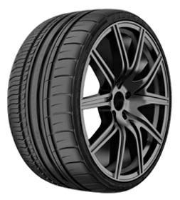 Federal 595 RPM 89DMAAFE car tyres