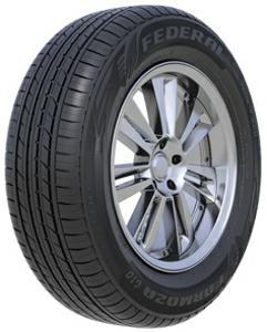 Federal Formoza Gio A50G5AFE car tyres