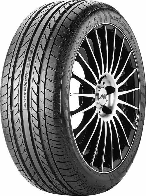 Noble Sport NS-20 Nankang Felgenschutz tyres