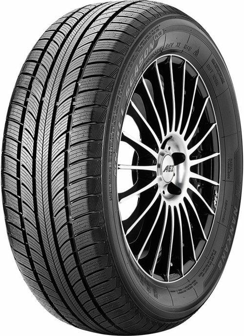 Los neumáticos para los coches de turismo Nankang 205/70 R15 All Season Plus N-60 Neumáticos para todas las estaciones 4717622040258