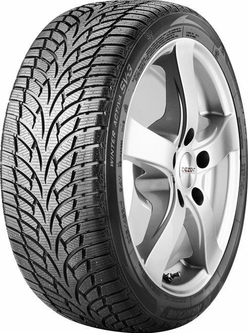 Winter Activa SV-3 Nankang Felgenschutz BSW tyres