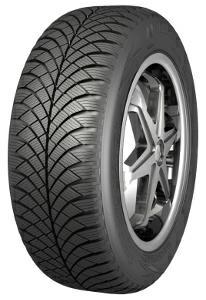 Los neumáticos para los coches de turismo Nankang 185/60 R14 Cross Seasons AW-6 Neumáticos para todas las estaciones 4717622054996