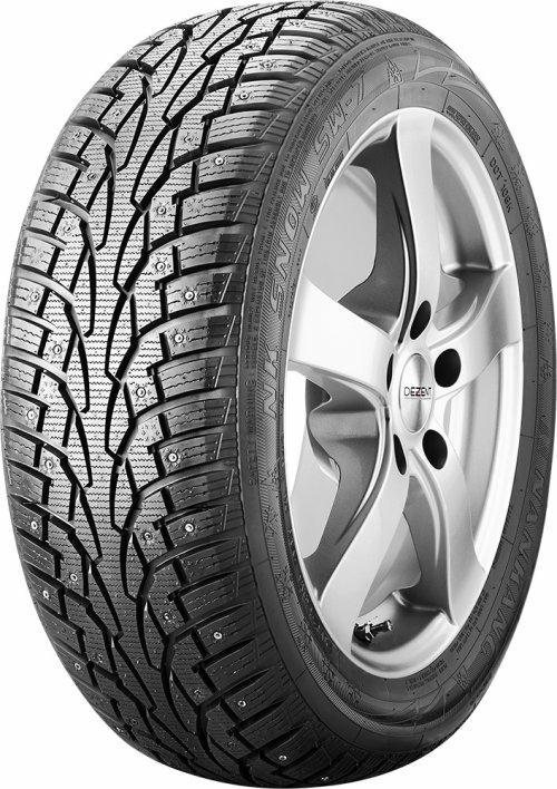 Neumáticos de invierno DACIA Nankang Snow SW-7 EAN: 4717622057898