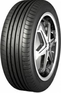 Reifen 225/55 R17 für MERCEDES-BENZ Nankang AS-2+ JC970