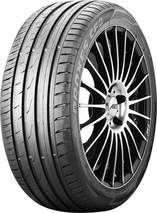 Proxes CF2 Toyo BSW neumáticos