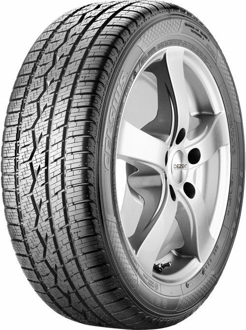 Celsius Toyo tyres
