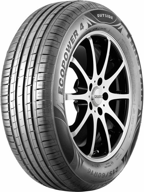 Tyres 195/50 R15 for VW Tristar Ecopower4 TT318