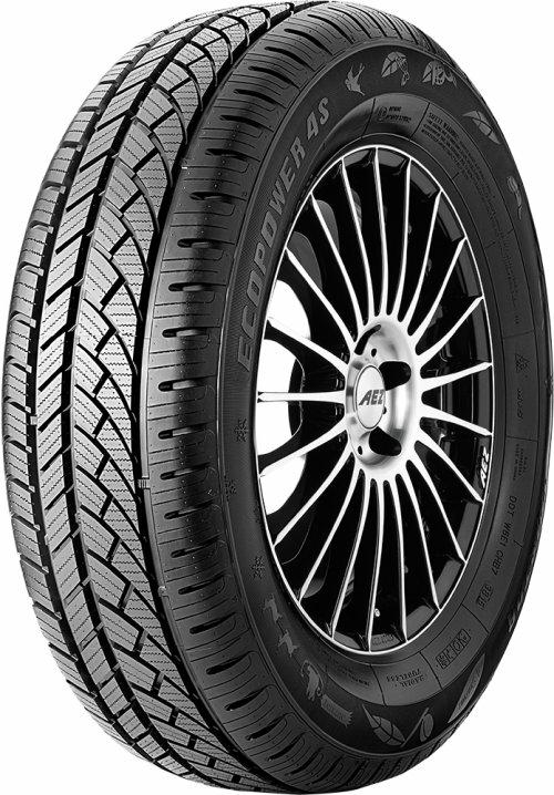 Ecopower 4S Tristar Felgenschutz Reifen