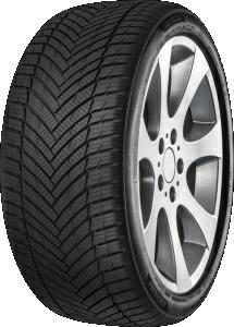 AS POWER M+S 3PMSF TF322 VW SHARAN All season tyres