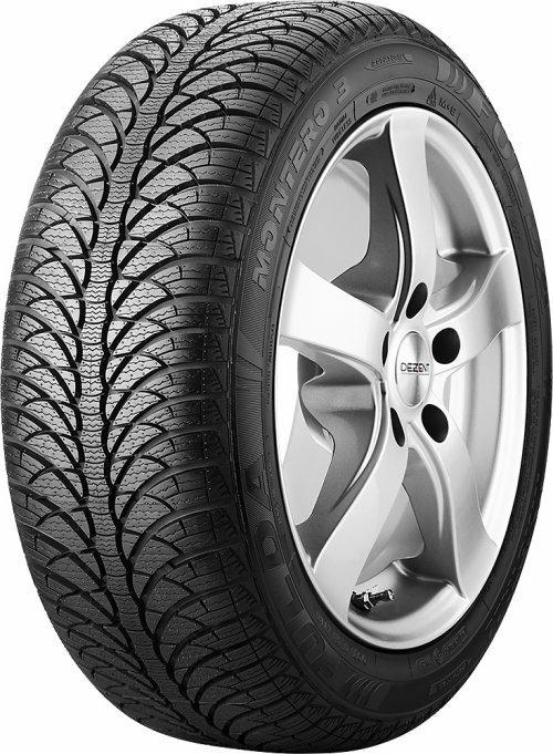 Kristall Montero 3 Fulda Felgenschutz tyres