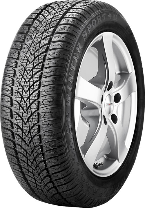 Dunlop 215/55 R16 car tyres SP Winter Sport 4D EAN: 5452000436863