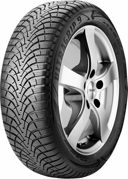 Goodyear 195/55 R16 car tyres UltraGrip 9 EAN: 5452000447685