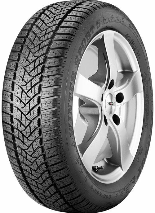 Dunlop 205/55 R16 car tyres Winter Sport 5 EAN: 5452000470461