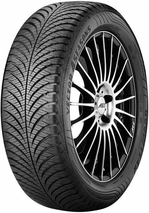 Henkilöautojen renkaisiin Goodyear 195/55 R16 Vector 4 Seasons G2 All Season-renkaat 5452000549471