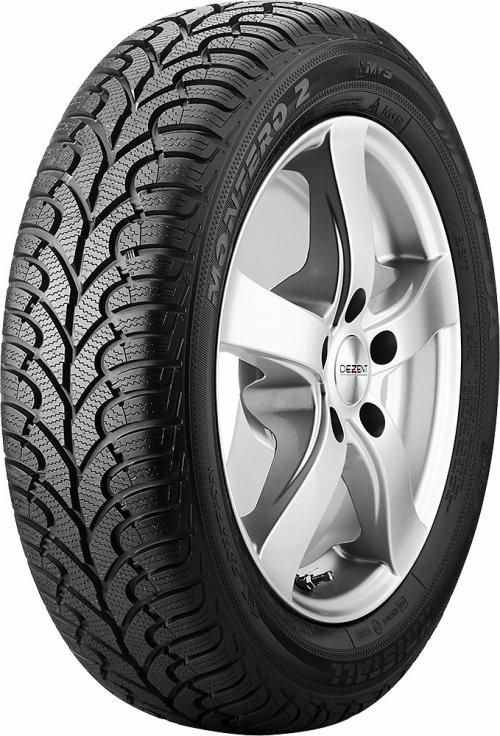 Kristall Montero 2 Fulda BSW tyres