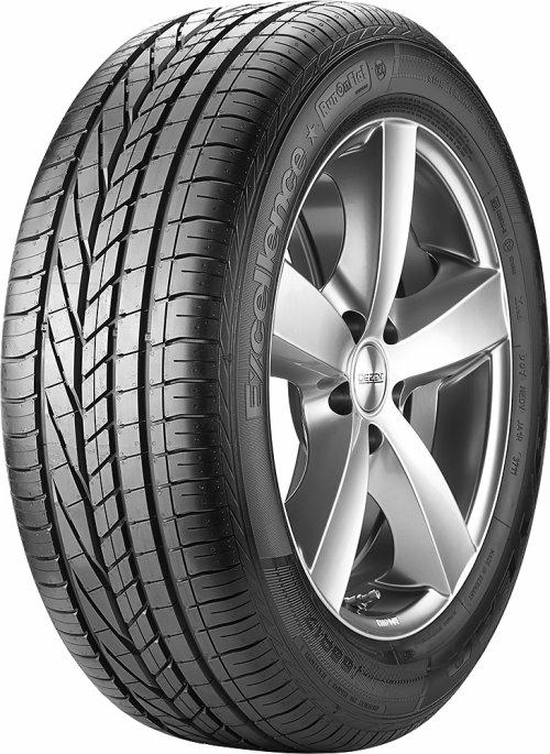 Excellence Goodyear tyres
