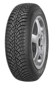 Ultra Grip 9 + Goodyear dæk