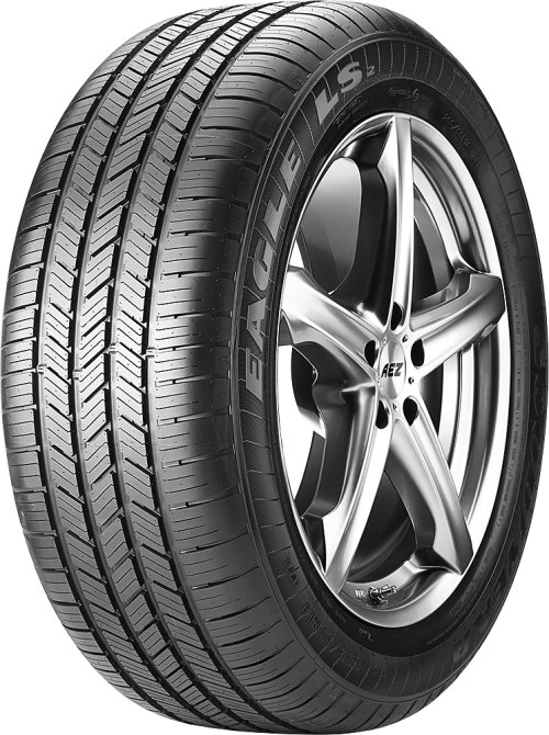 EAGLE LS-2 Goodyear Felgenschutz tyres