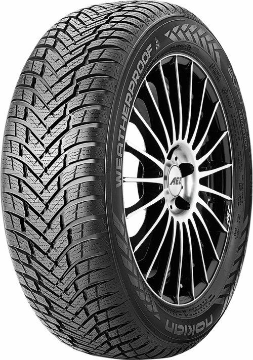 Weatherproof 225/55 R17 from Nokian