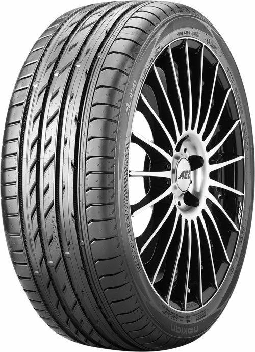 Reifen 225/55 R17 für MERCEDES-BENZ Nokian zLine RunFlat T429617