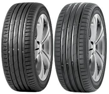 Tyres 225/55 R17 for CHEVROLET Nokian Nordman SZ T429870