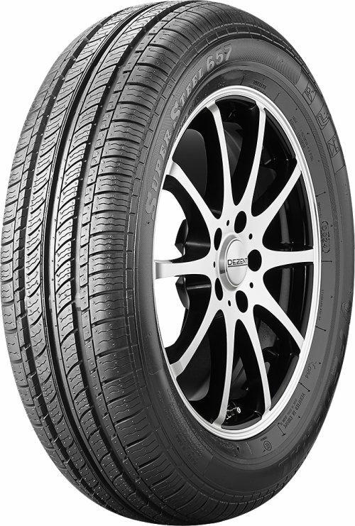 SS-657 Federal EAN:6941995637267 Car tyres