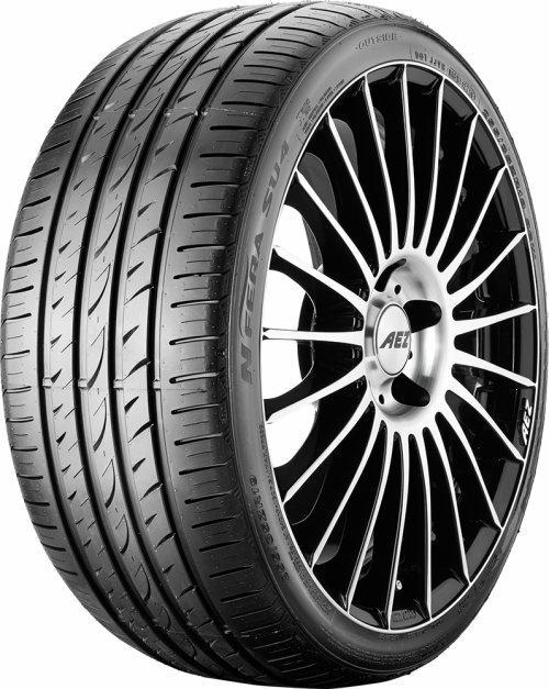 N Fera SU4 Nexen BSW tyres