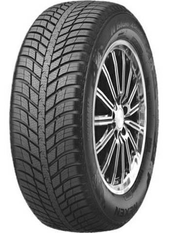 NBLUE4S 15334 PEUGEOT 107 All season tyres