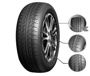 Cilerro BH15 Blacklion car tyres EAN: 6949402132381