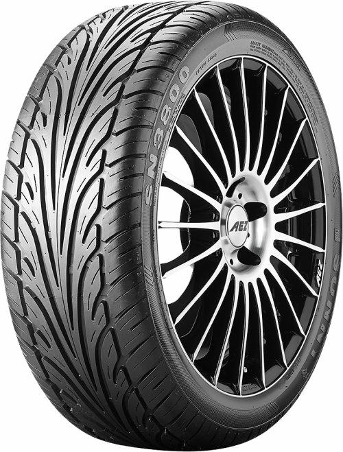 Tyres 255/45 ZR18 for MERCEDES-BENZ Sunny SN3800 1800