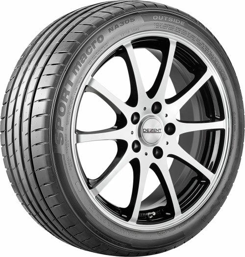 Tyres 215/55 ZR17 for NISSAN Sunny NA305 3716