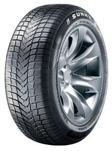 Tyres 195/55 R16 for NISSAN Sunny NC501 9611