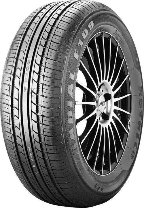 Tyres 185/60 R15 for RENAULT Rotalla Radial F109 900917