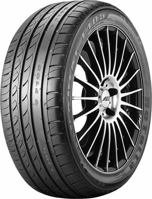 Radial F105 Rotalla Felgenschutz tyres