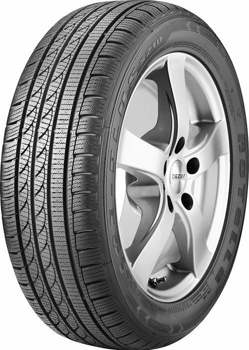 Los neumáticos para los coches de turismo Rotalla 195/45 R16 Ice-Plus S210 Neumáticos de invierno 6958460903314