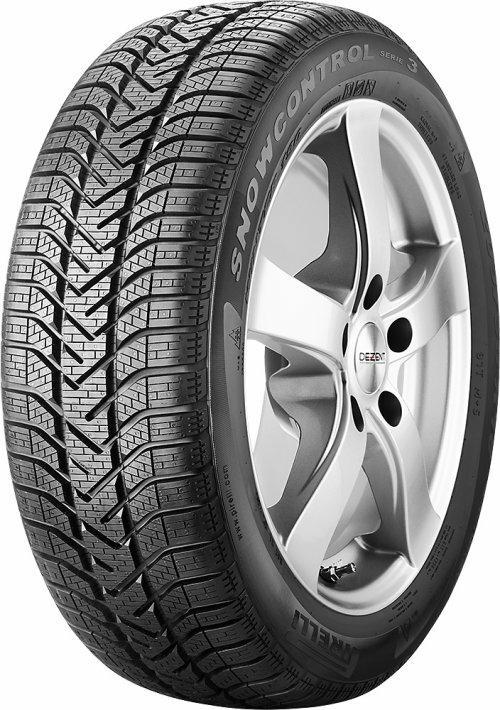 W 190 Snowcontrol Se Pirelli tyres