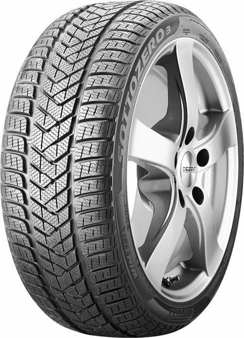 Winter Sottozero 3 Pirelli Felgenschutz pneumatici