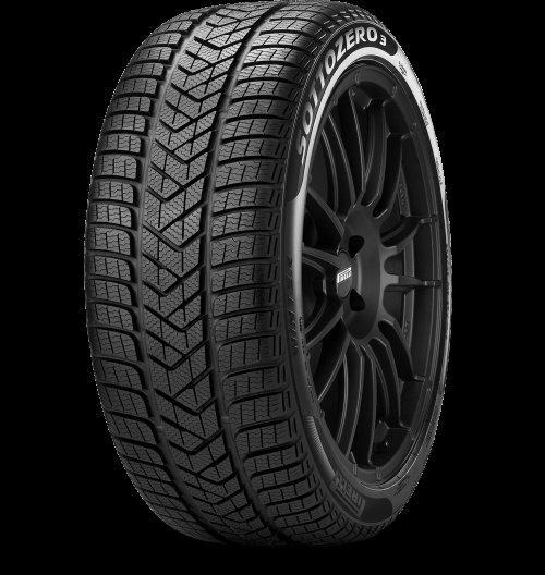 WINTER SOTTOZERO 3 X Pirelli Felgenschutz Reifen