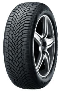 Winguard SnowG 3 WH2 Nexen BSW tyres